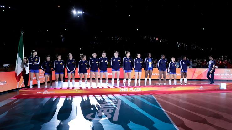 MŚ w siatkówce: Zaprezentowano logo turniejów kobiet i mężczyzn w 2022 roku