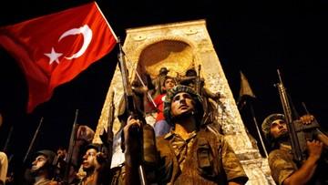 Próba przewrotu w Ankarze. Sprzeczne informacje dotyczące ofiar