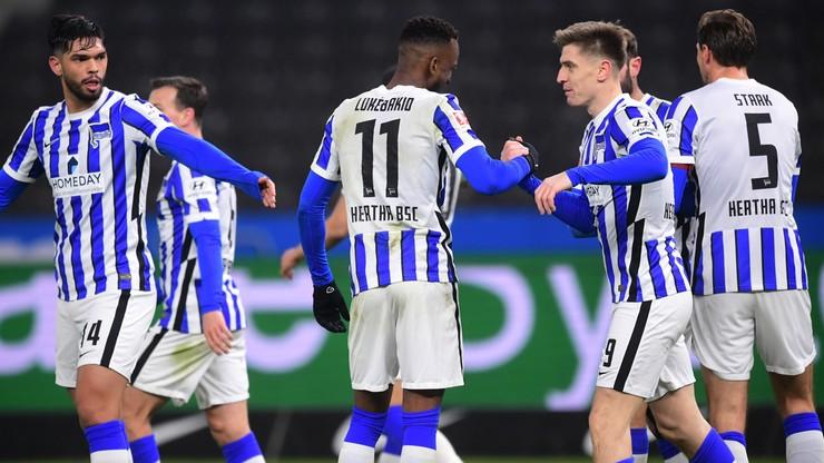 Bundesliga: Gol Krzysztofa Piątka pogrążył Schalke 04