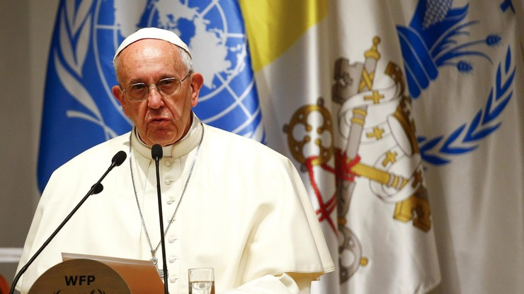 """Papież odrzucił darowiznę. Powód? W kwocie liczba """"666"""""""