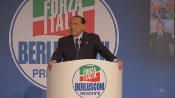 Berlusconi pozostaje w szpitalu, nie zaprezentuje kandydatów do PE
