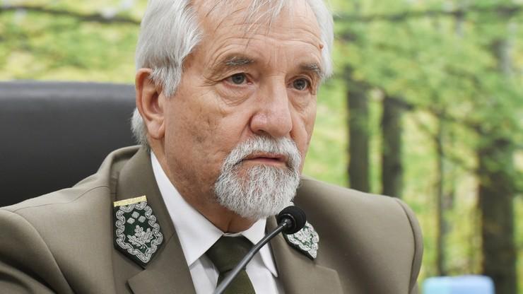 Tomaszewski odwołany z funkcji szefa Lasów Państwowych. Zastąpić go ma były pełnomocnik ds. Puszczy Białowieskiej