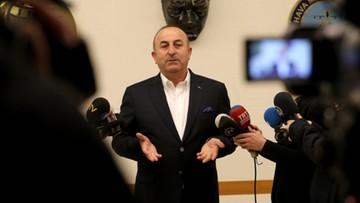 Szef tureckiego MSZ: będzie odpowiedź na decyzję Holandii ws. mojego samolotu
