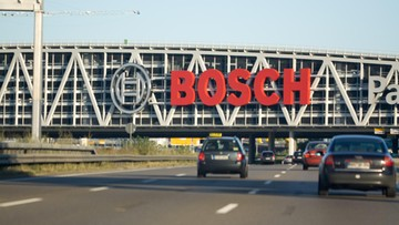 Bosch zapłaci 304 mln euro za aferę spalinową. To dzięki jego technologii można było fałszować pomiary