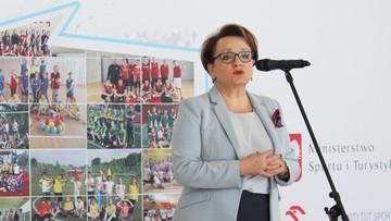"""Zalewska pozwała Schetynę za powiązanie jej z """"okradaniem PCK"""""""
