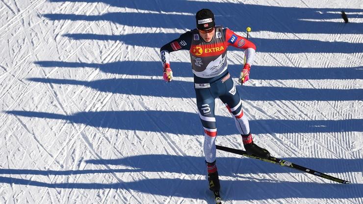 Tour de Ski: Triumf Hoesflota Klaebo