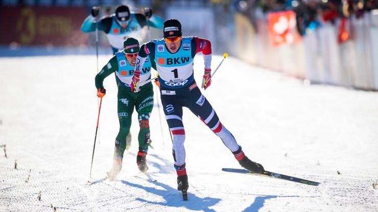 Narciarskie MŚ: Sundling i Klaebo zdobyli złote medale w sprincie