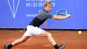 MP w tenisie: Hubert Hurkacz poza turniejem. Junior autorem sensacji