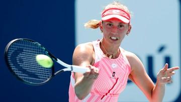 WTA w Stambule: Mertens pokonała deblową partnerkę
