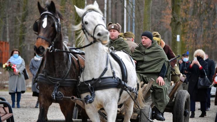Błaszczak: naszym obowiązkiem jest pielęgnować pamięć o żołnierzach wyklętych