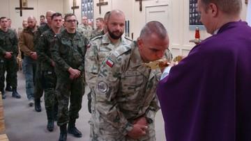 """Relikwie Jana Pawła II w polskich bazach w Afganistanie. """"Żołnierze będą czuli się spokojniejsi"""""""