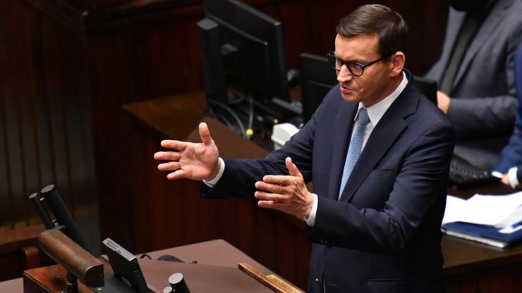 Premier Mateusz Morawiecki uruchamia swój autorski podcast. Pierwszy odcinek o postulatach medyków