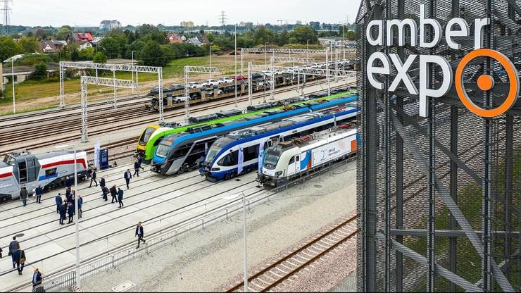 Gdańsk dla miłośników kolei. Byliśmy na targach TRAKO