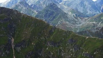 Czeski turysta zginął od pioruna w słowackich Tatrach Zachodnich