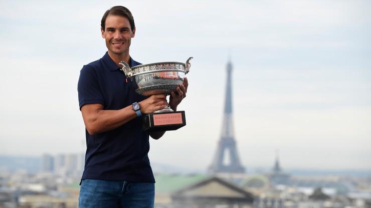 French Open: Rafel Nadal uhonorowany Królewskim Orderem
