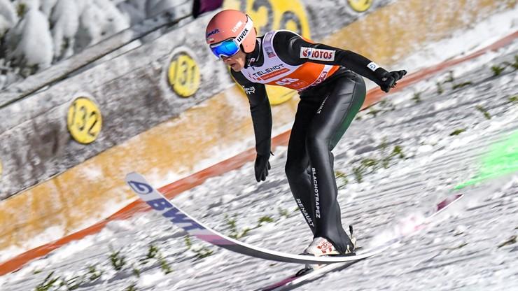 Puchar Świata w skokach narciarskich. Dwóch Polaków na podium