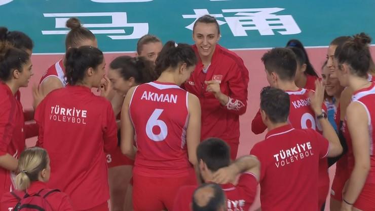 Liga Narodów siatkarek: Pogrom na otwarcie turnieju w Jiangmen