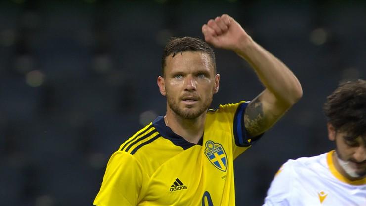 Euro 2020: Szwecja pokonała Armenię w meczu towarzyskim