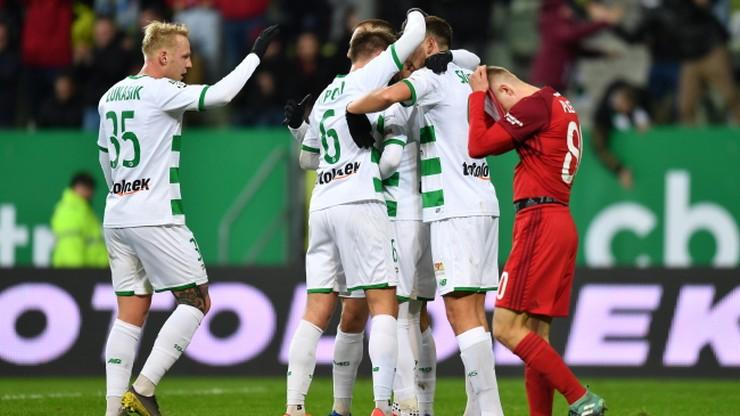 Lotto Ekstraklasa: Lechia Gdańsk pokonała Wisłę Kraków