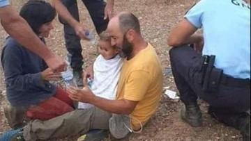 Poszukiwania zaginionego dwulatka. Odnaleziono go 10 km od domu