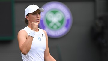 Wimbledon: Świątek - Jabeur. Gdzie obejrzeć transmisję?