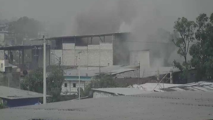 18 osób zginęło w pożarze centrum rehabilitacji uzależnień w Ekwadorze