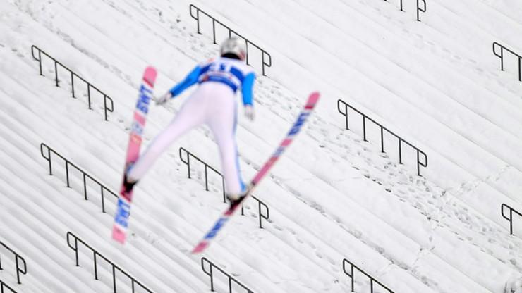 Zamknięta granica przedzieliła... skocznię narciarską na pół