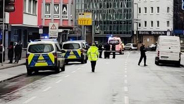 Nożownik, który ciężko ranił ludzi we Frankfurcie, to Polak
