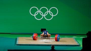 Mistrz olimpijski w podnoszeniu ciężarów Nijat Rachimow oskarżony o doping