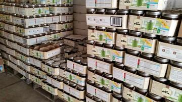 Brak miejsca w magazynach żywności w Wielkiej Brytanii. Powodem Brexit