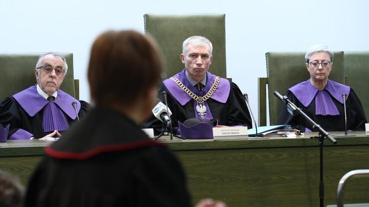Sędzia Robert W. ostatecznie bez immunitetu. Miał ukraść sprzęt RTV