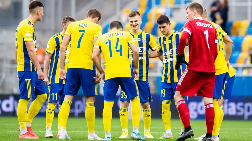 Fortuna 1 Liga: GKS Katowice - Arka Gdynia. Relacja na żywo