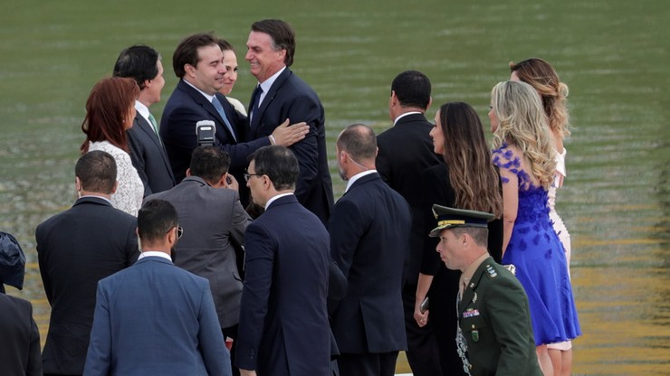 Brazylia: skrajnie prawicowy Bolsonaro zaprzysiężony na prezydenta