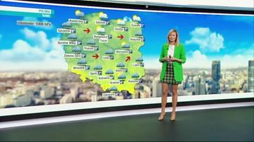 Prognoza pogody - poniedziałek, 18 października - rano