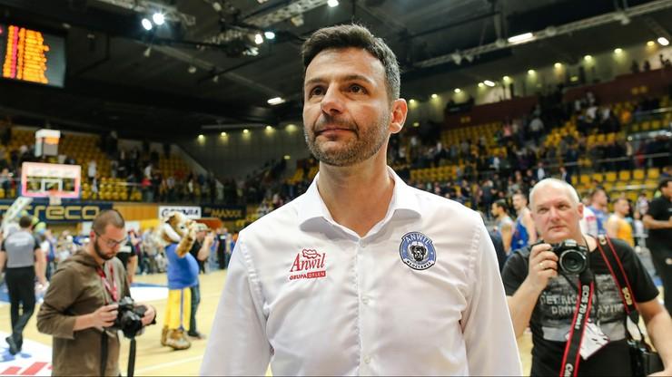 Trener Milicic zostaje. Anwil Włocławek zagra w Lidze Mistrzów FIBA