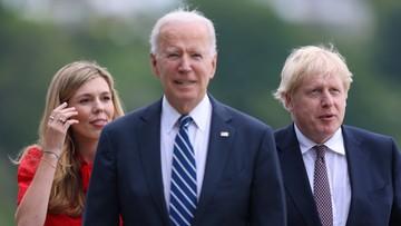 """Johnson i Biden podpisali """"nową Kartę Atlantycką"""""""