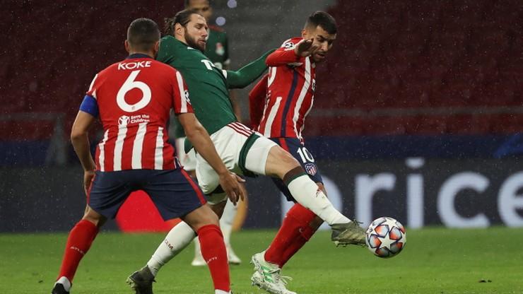 Polacy wolą Champions League? Maciej Rybus i Grzegorz Krychowiak zatrzymali Atletico