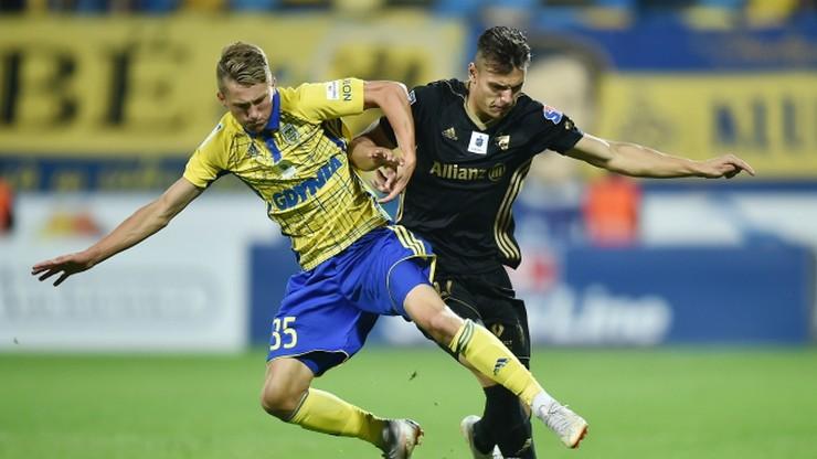Arka ukradła punkty Górnikowi pierwszą bramką w sezonie