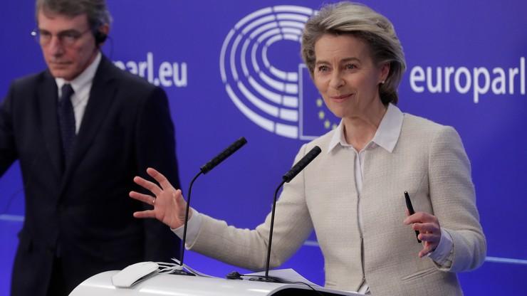 Szefowa Komisji Europejskiej: podpisaliśmy nowy kontrakt na szczepionki Moderny