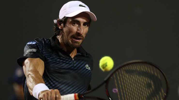 ATP w Rio de Janeiro: Cuevas w półfinale