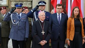 """Abp Jędraszewski w rocznicę Powstania: """"neopogańska wizja sąsiada z Zachodu"""""""