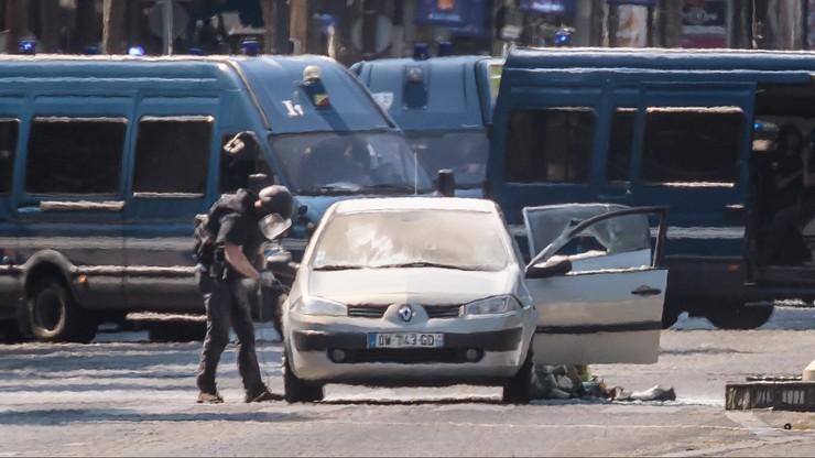 ABW: zamachowiec z Paryża nie ma polskich korzeni