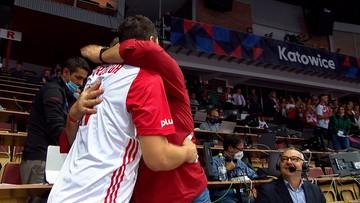 Wzruszające sceny! Drzyzga wpadł w ramiona ojca po zdobyciu medalu ME (WIDEO)