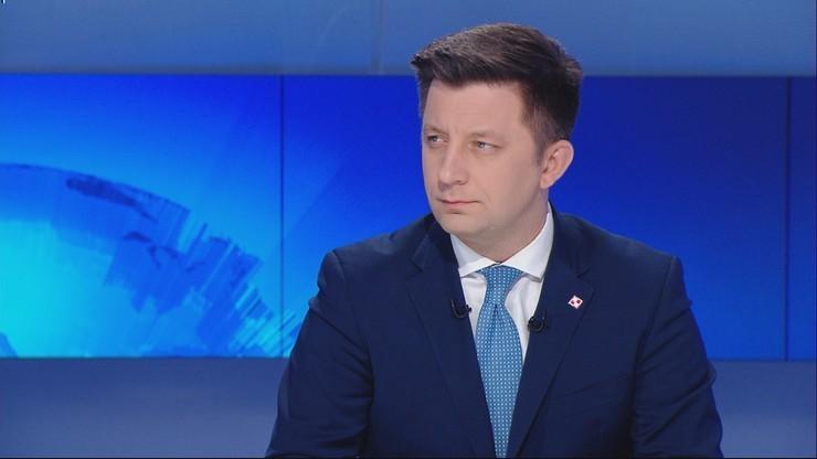 Szef KPRM Michał Dworczyk: trwają prace nad zamknięciem Krajowego Planu Odbudowy
