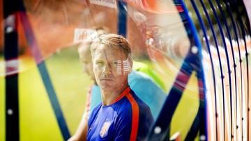 Marco van Basten opuszcza sztab Holandii i przenosi się do FIFA