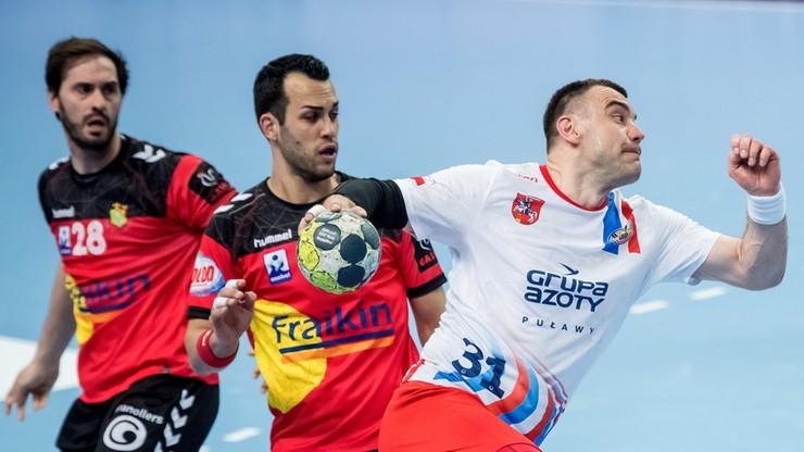 Puchar EHF: Porażka Azotów Puławy z Fraikin BM