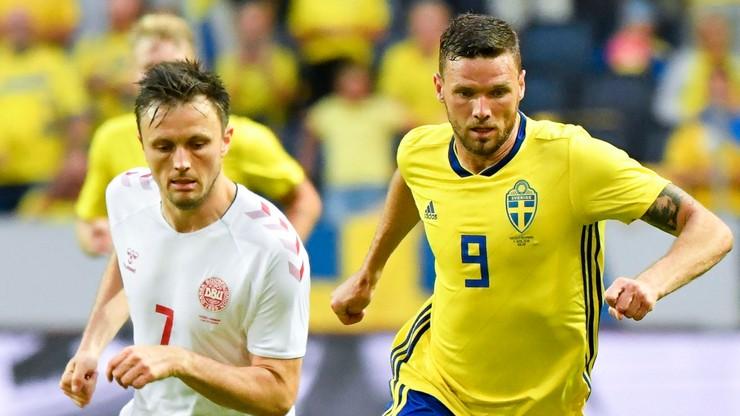 MŚ 2018: Towarzyskie starcie Szwecja – Dania na remis