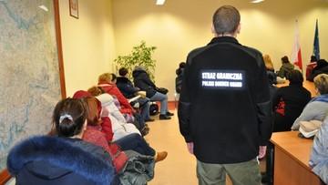 Nielegalni cudzoziemcy zatrudnieni przez agencję pracy tymczasowej