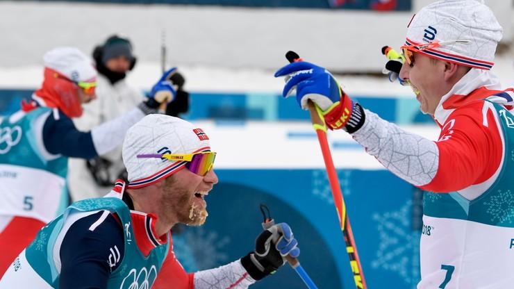 Pjongczang 2018: Niespodziewane zwycięstwo Kruegera w biegu łączonym na 30 km