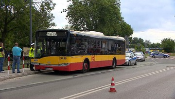 Drugi wypadek autobusu Arrivy. Warszawa zawiesiła kontrakt